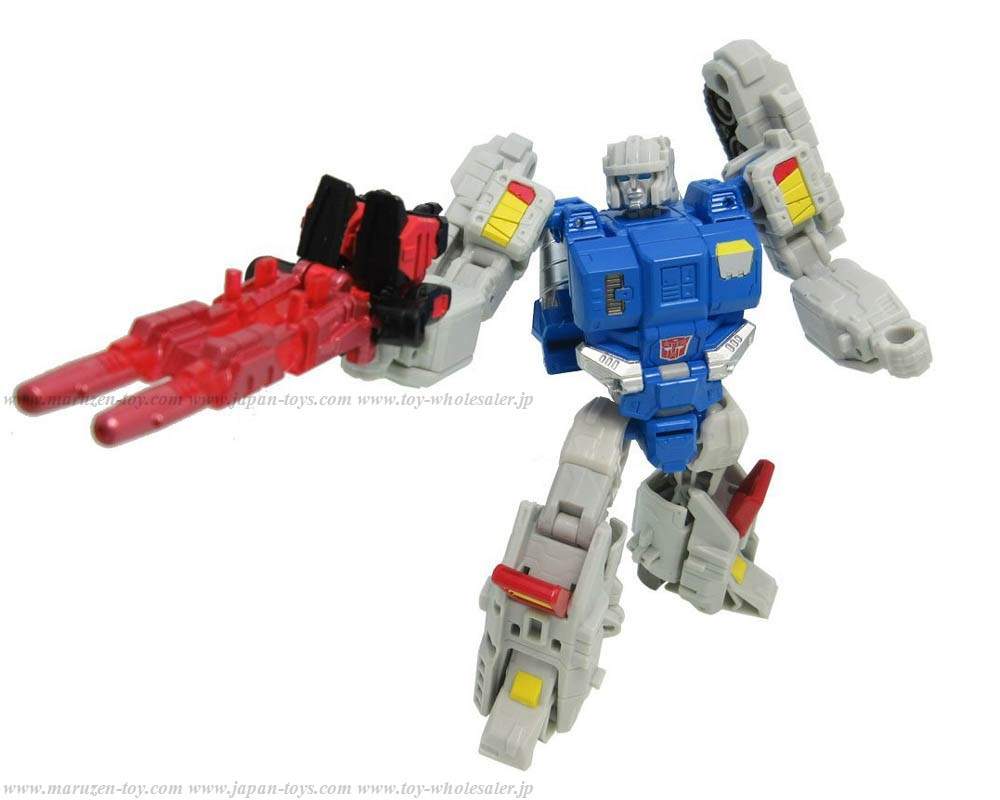 TakaraTomy Transformers Legends LG65 Targetmaster Twin Twist
