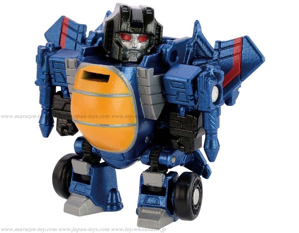 TakaraTomy Q-Transformers QT-31 Thundercracker