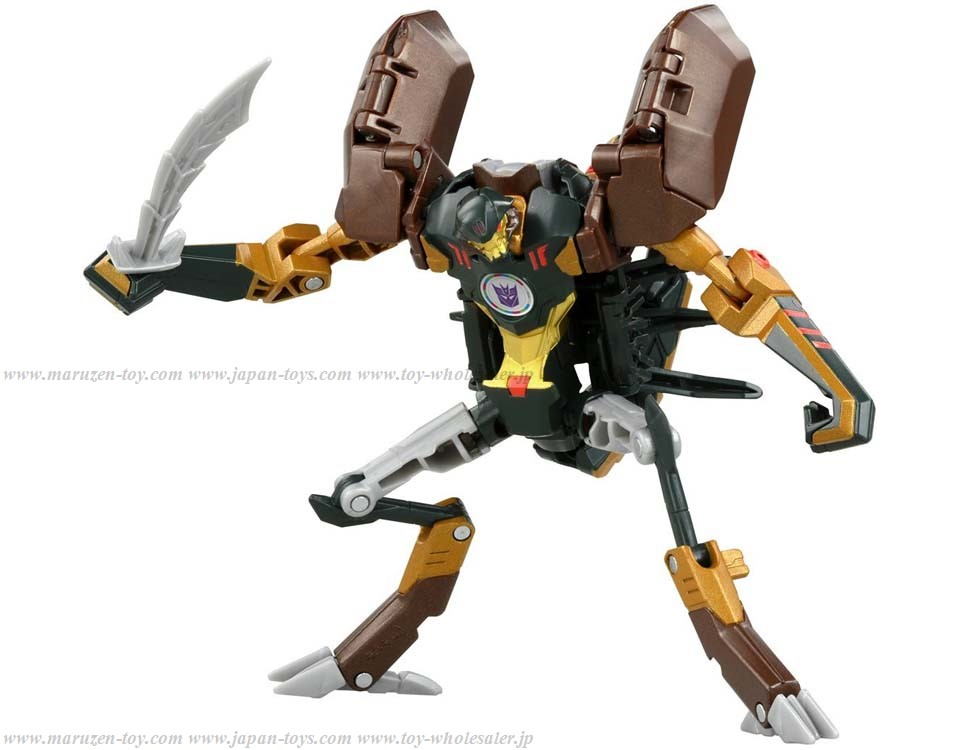 TakaraTomy Transformers: Robots in Disguise TAV54 SukorupoKnock