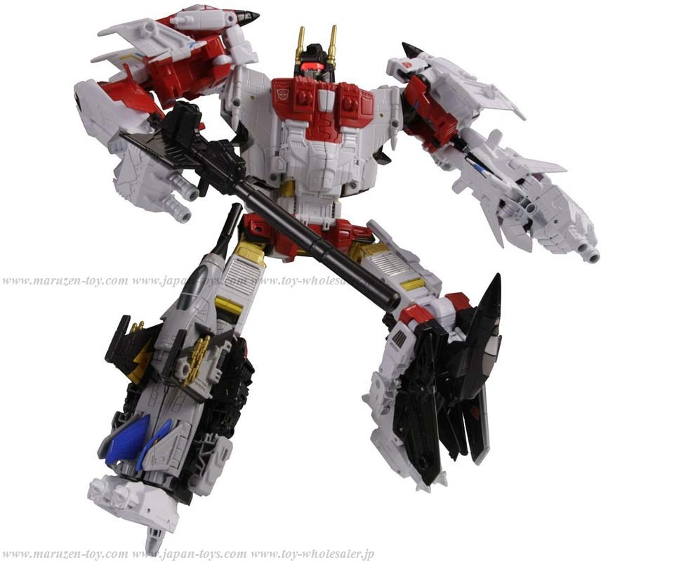[TakaraTomy] TRANSFORMERS UNITE WARRIORS UW01 Superion
