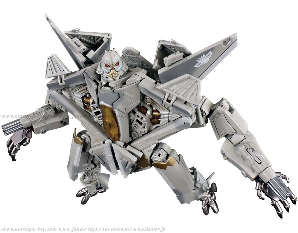 [TakaraTomy] Transformers Movie MB-08 Starscream