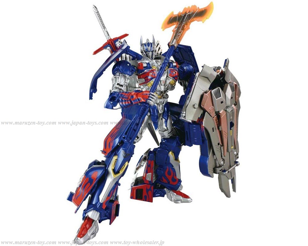 [Takara Tomy] Transformers The Last Knight TLK-15 Calibre Optimus Prime