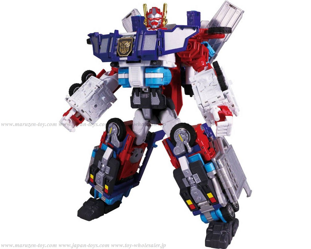 [TakaraTomy] Transformers Encore God Fire Convoy