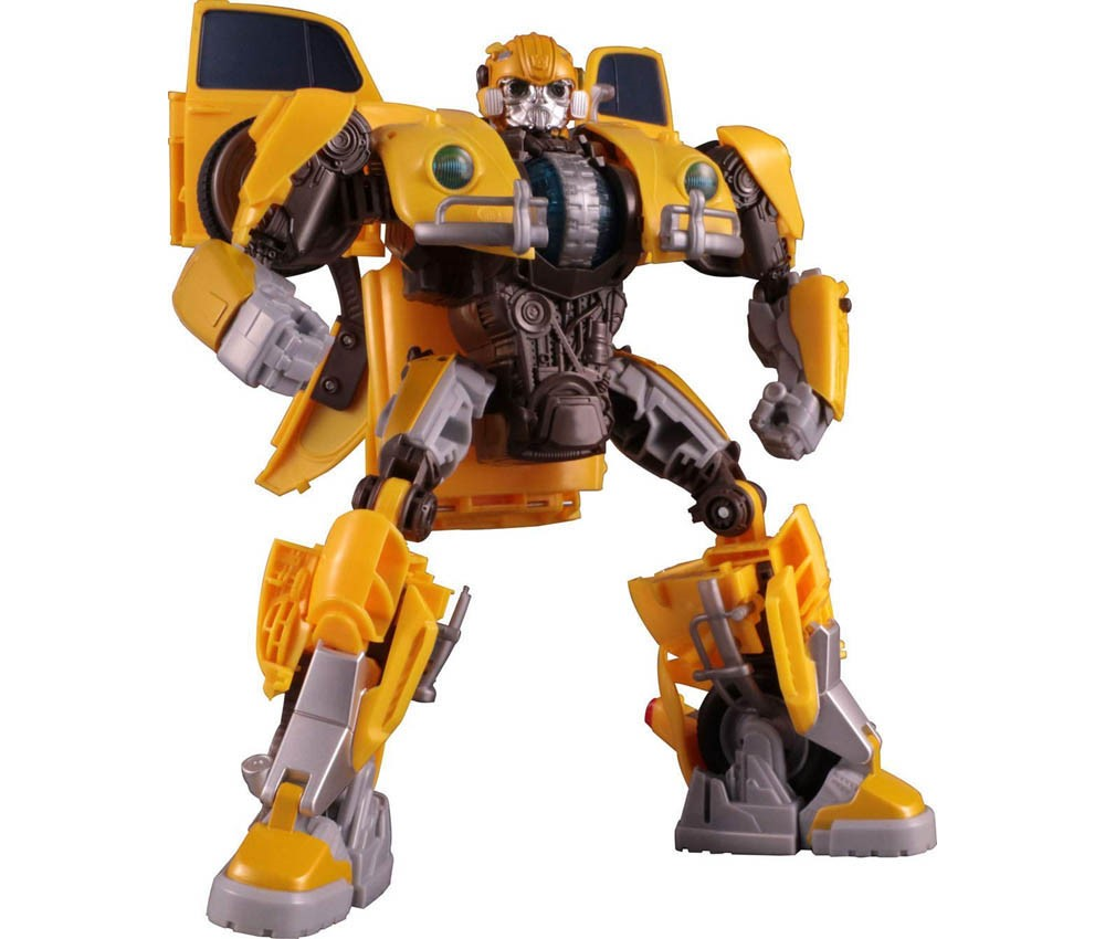 [TakaraTomy] Transformers MV6 Bumblebee(Temporary Named)