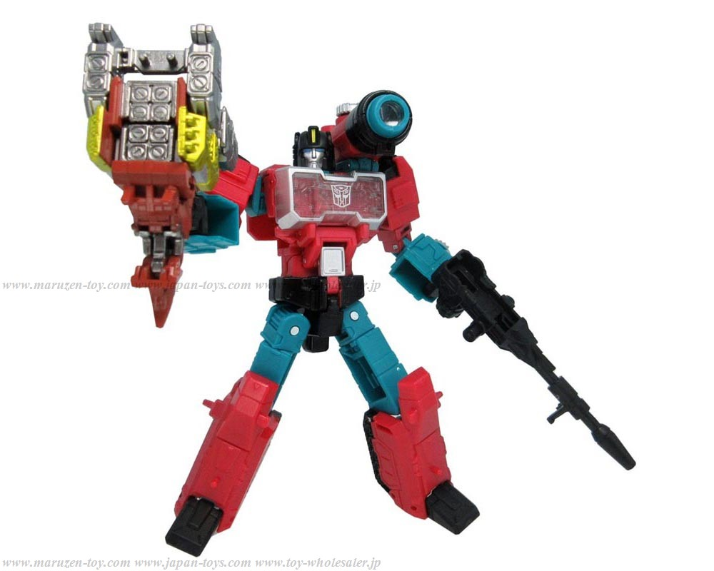 TakaraTomy Transformers Legends LG56 Perceptor