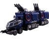 TakaraTomy Diaclone DA-19 Big Powered GV Linking Buttle Trailer