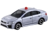 [TakaraTomy] BOX Tomica No.2 Subaru WRX S4 Unmarked Patrol Car