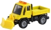 [TakaraTomy] BOX Tomica No.22 MERCEDES-BENZ UNIMOG (Snow Removal Type)