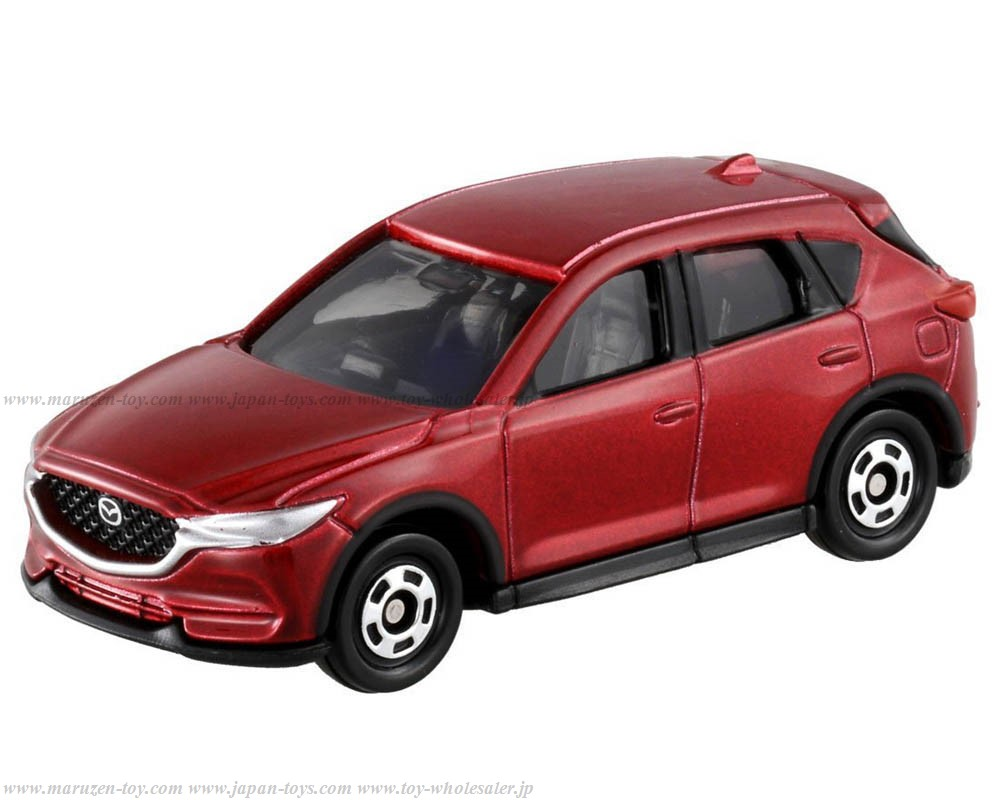 TOMICA No.24 MAZDA CX-5(Box)