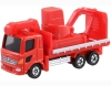 [TakaraTomy] BOX Tomica No.30 Hino Ranger Heavy Machinery Transporting Vehicle