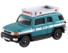[TakaraTomy] BOX Tomica No.31 Toyota FJ Cruiser Patrol Car (Box)