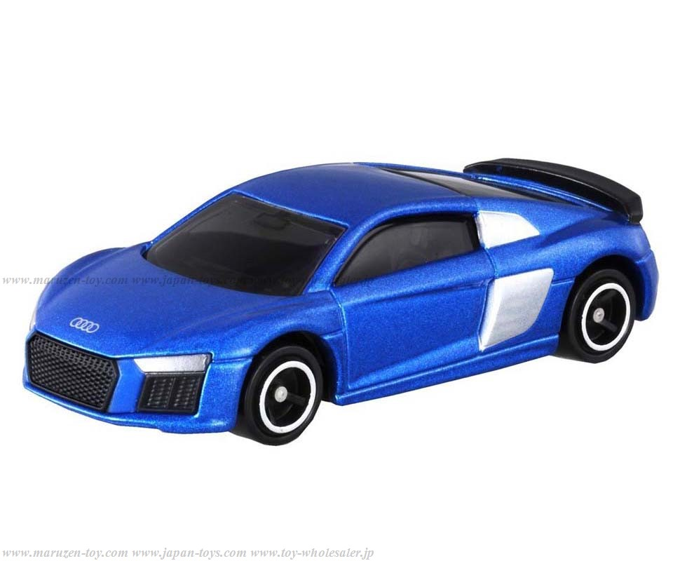 TakaraTomy Tomica No.39 Audi R8 (First Release Edition)