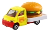 Tomica New No.54 Toyota Town Ace Hamburger Car