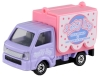 Tomica NewNo.57 Suzuki Carry Mobile Catering (First Release Limited Color)
