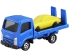 Takara Tomy Tomica No.60 Isuzu Elf Sharyou Unpan Car