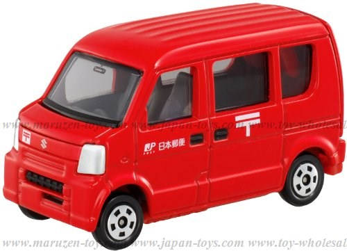 [TakaraTomy] Tomica No.68Post Office Car