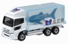 Tomica 69 New Shark Aquarium Truck