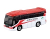 TakaraTomy Tomica No.72 Hino Selega JR Bus Tohoku Super Komachi Color Bus (Box)