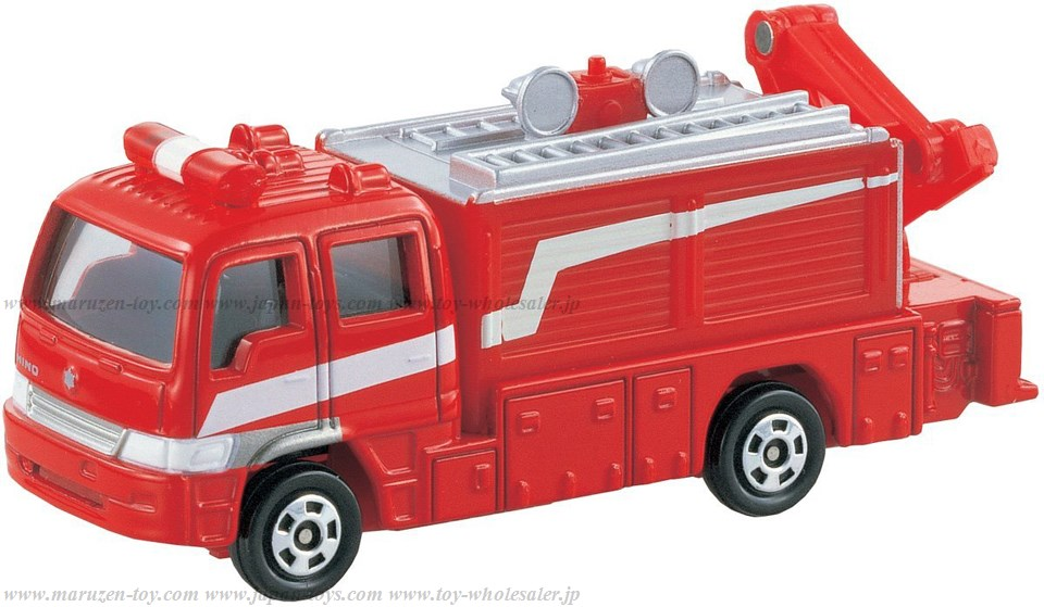 Tomica 74 Rescue Car III