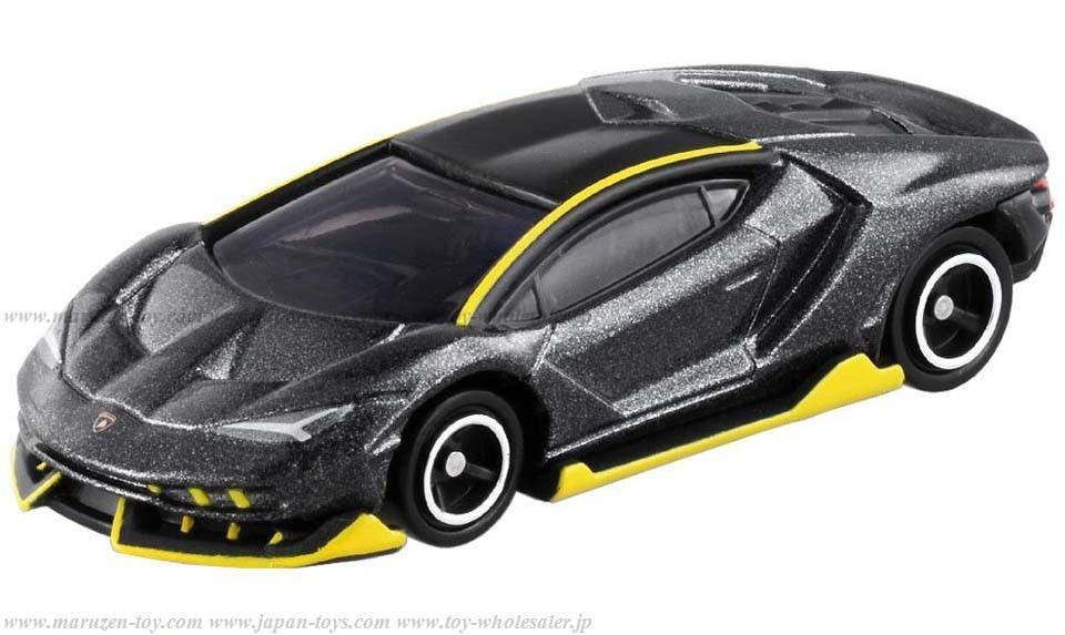 Maruzen Takaratomy Box Tomica No 81 Lamborghini Centenario Lp770 4 Commodity Explanation