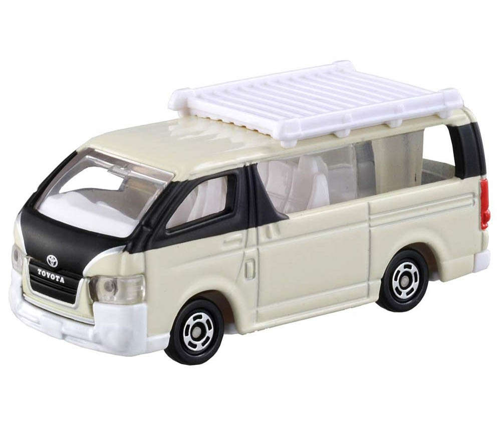 [TakaraTomy] BOX Tomica No.113 TOYOTA Hiace (First Edition)