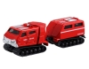 [TakaraTomy] Long Type Tomica No.121 All Terrain Vehicle Red Salamander Extreme V