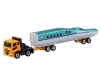 [TakaraTomy] Long Type Tomica No.122 Mitsubishi Fuso Super Grade H5 Series Shinkansen Carrier