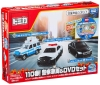 [TakaraTomy] Tomica Gift Police Car & DVD Set (Temporary Named)
