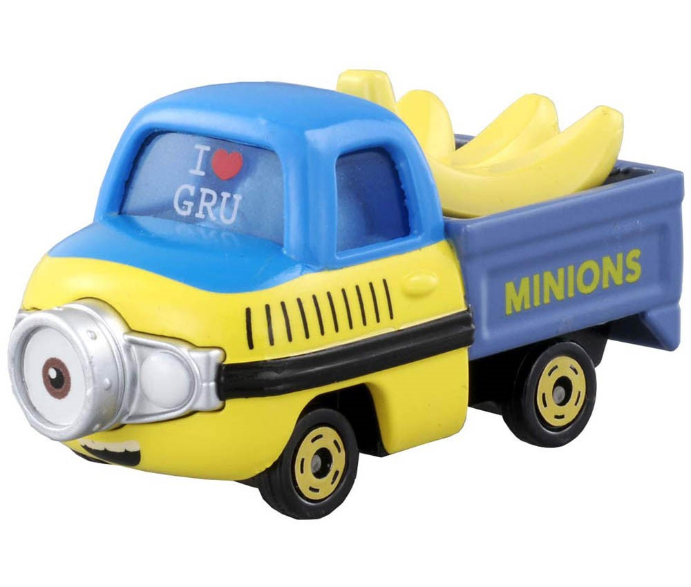 [TakaraTomy] Dream Tomica Minion Collection Cap Mel (Temporary Named)