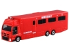 [TakaraTomy] Long Type Tomica No.137 Isuzu Giga Kyoten Kinou Keiseisha (Fire Engine Supporting Vehicle)