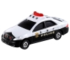 [TakaraTomy] Tomica 4D : TOYOTA Crown Patrol Car(Sound x Light)