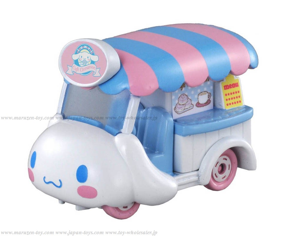 TakaraTomy Dream Tomica No.147 Cinnamoroll