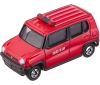 [TakaraTomy] Box Tomica No.106 SUZUKI Hustler Fire Command Vehicle