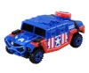 Tomica Dream Tomica Captain Cuiser (Captain America)