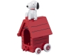 [TakaraTomy] Dream Tomica RIDE ON R01 Snoopy & House Car