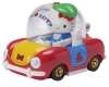 [TakaraTomy] Dream Tomica RIDE ON R02 Hello Kitty & Apple Car