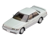 [Tomytec] Tomica Limited Vintage NEO TLV-N178b TOYOTA Mark II 2.5GT Twin Turbo 90's model (White/Silver)