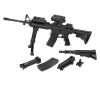 [Tomytec] Littlearmory 1/12scale Series (LA050) M4A1 Type 2.0