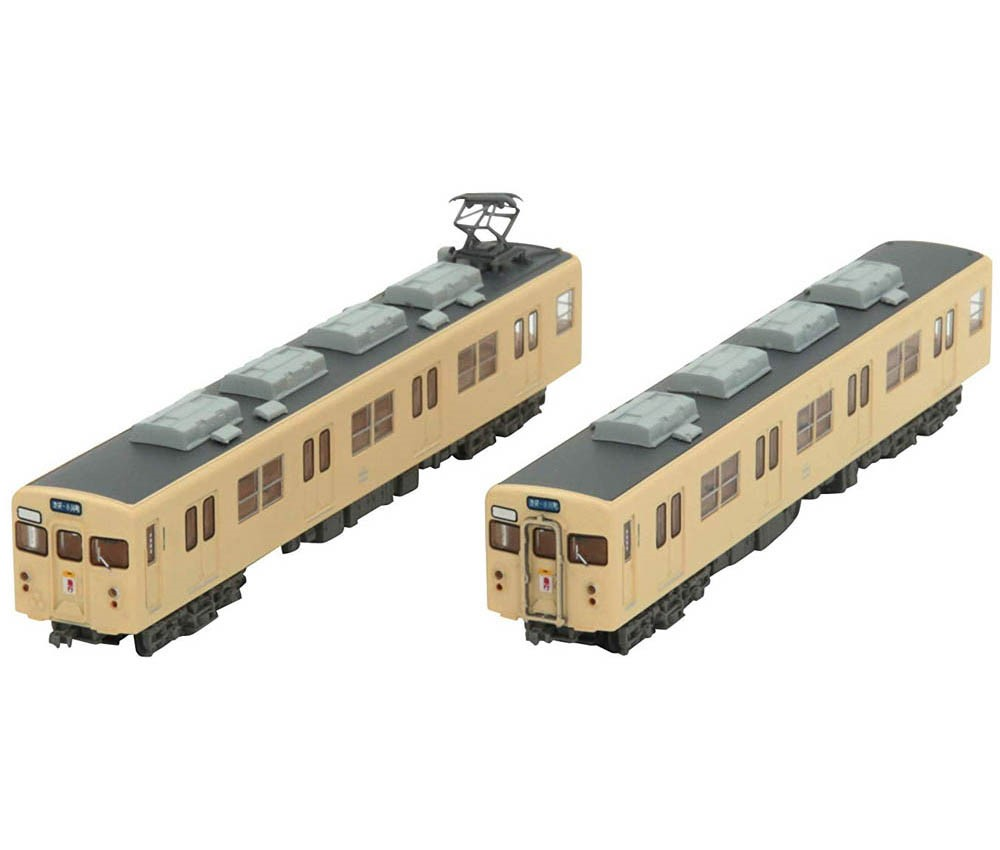 [Tomytec] The Railway Collection Tobu Railway 8000kei 8564formation Sage Cream 2 car set