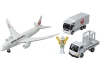 [TakaraTomy] Tomica 787 Airport Set (JAL)