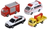 [TakaraTomy] Tomica Gift Emergency Vehicle Set 5