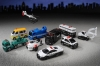 TakaraTomy Tomica Kuji 18 Gensou Police Car Collection