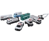 Tomica Kuji 19 (Tentative) Gensou Police Rescue Car Collection 8Pack BOX