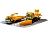 [Tomytec] The Truck Collection 50th Anniversary for Tomei Expressway NEXCO Naka-Nihon Road Work Vehicle 2 Cars Set