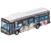[Tomytec] The Bus Collection Izu-Hakone Bus Love Live! Sun Shine!! Wrapping Bus 3Gou Car