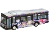 [Tomytec] The All Japan Bus Collection 80 (J033) Izu-Hakone Bus Love Live! Sun Shine!! Wrapping Bus 3Gou Car