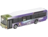 [Tomytec] The Bus Collection Hiroshima Dentetsu x Sanfrecce Hiroshima Wrapping Bus