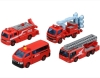 [TakaraTomy] Tomica Gift/Tomica World Fire Engine Set Collection 2
