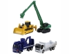 [TakaraTomy] Tomica Gift Construction Vehicle Set 5