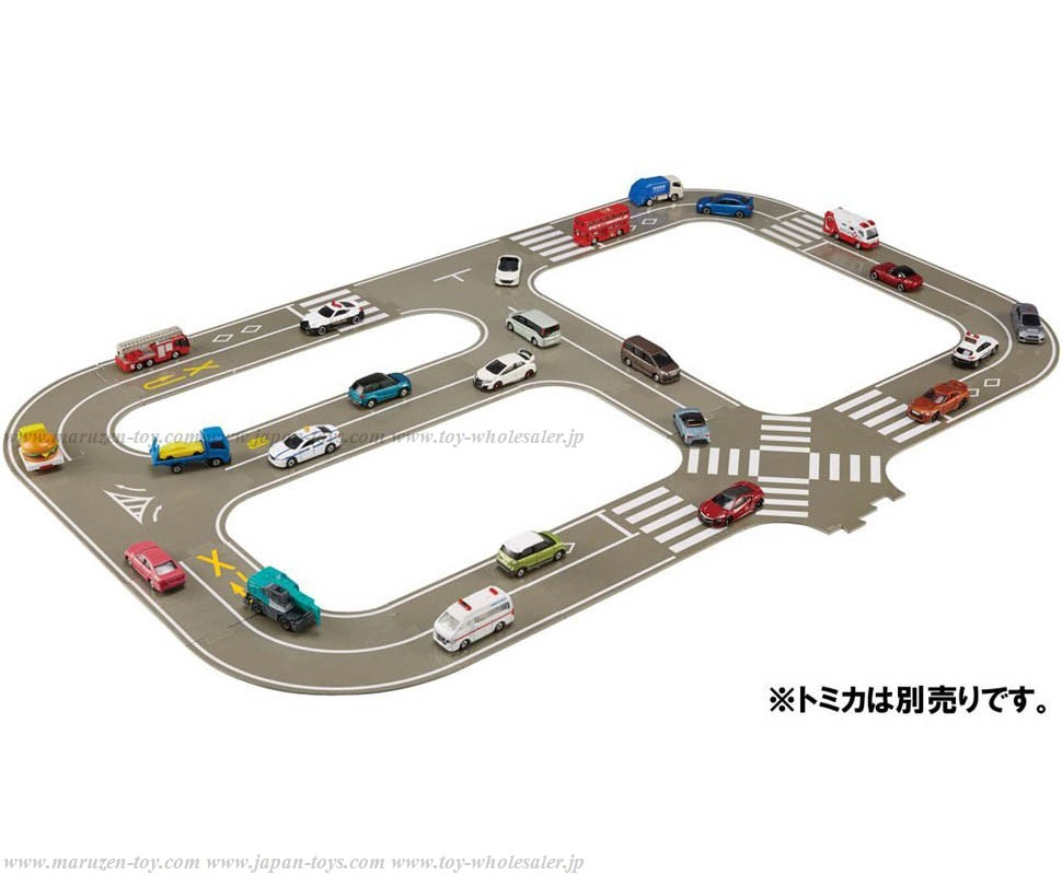 [TakaraTomy] Tomica Town Connected Road